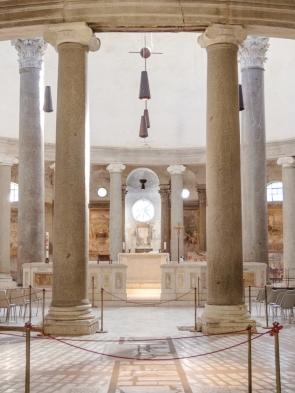 Santo Stefano in Rotondo.