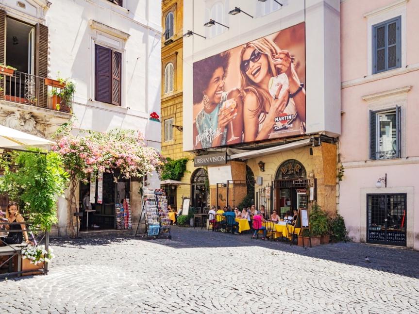 Local Color: RioneMonti