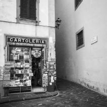 A paper goods shop.