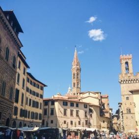 Piazza di San Firenze.